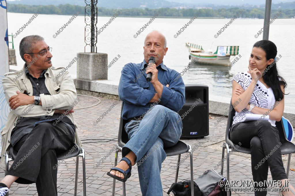 """EGS2015_27550   Mario Barzaghi - Regista di """"Il combattimento di Tancredi e Clorinda"""""""