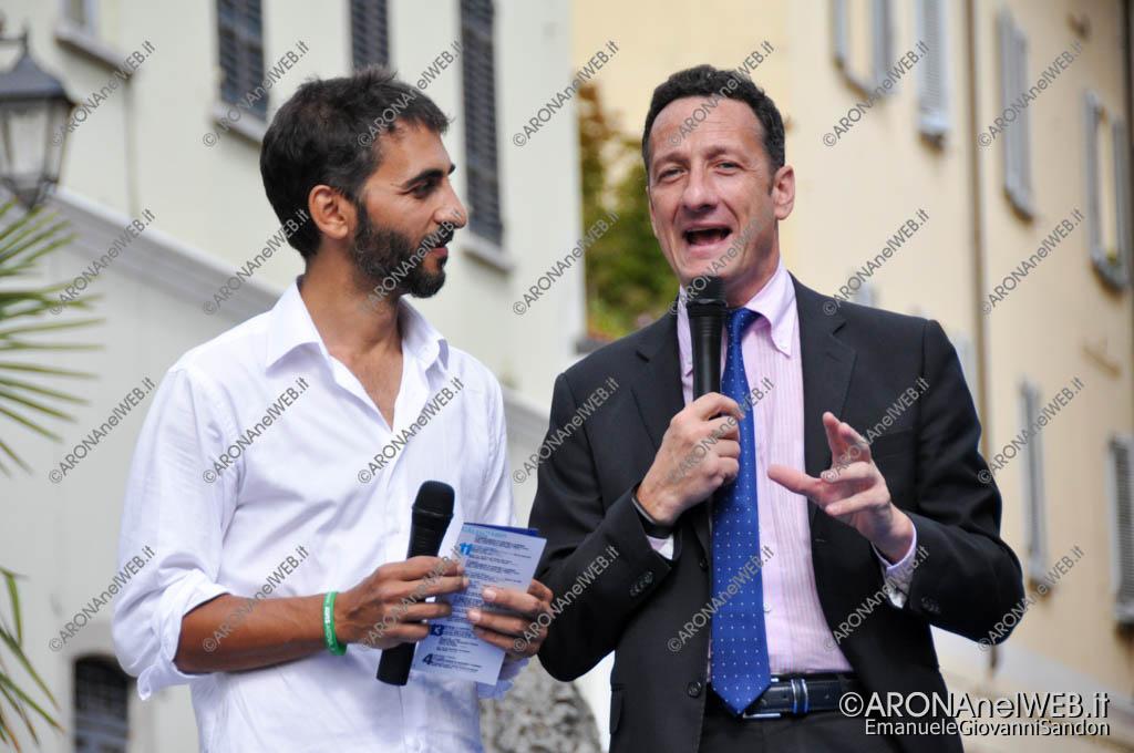 EGS2015_27611 | Petruzzelli con Alberto Gusmeroli sindaco di Arona