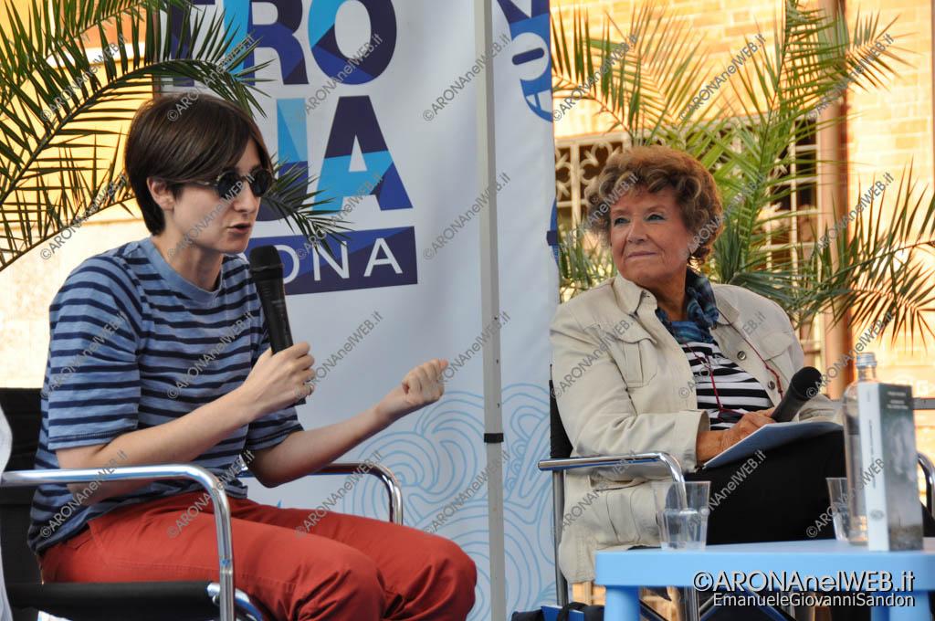 EGS2015_28556   Chiara Valerio dialoga con Dacia Maraini