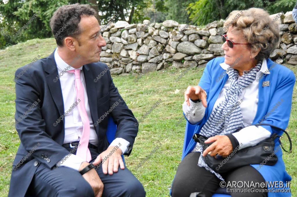 EGS2015_29372   Alberto Gusmeroli dialoga con Dacia Maraini