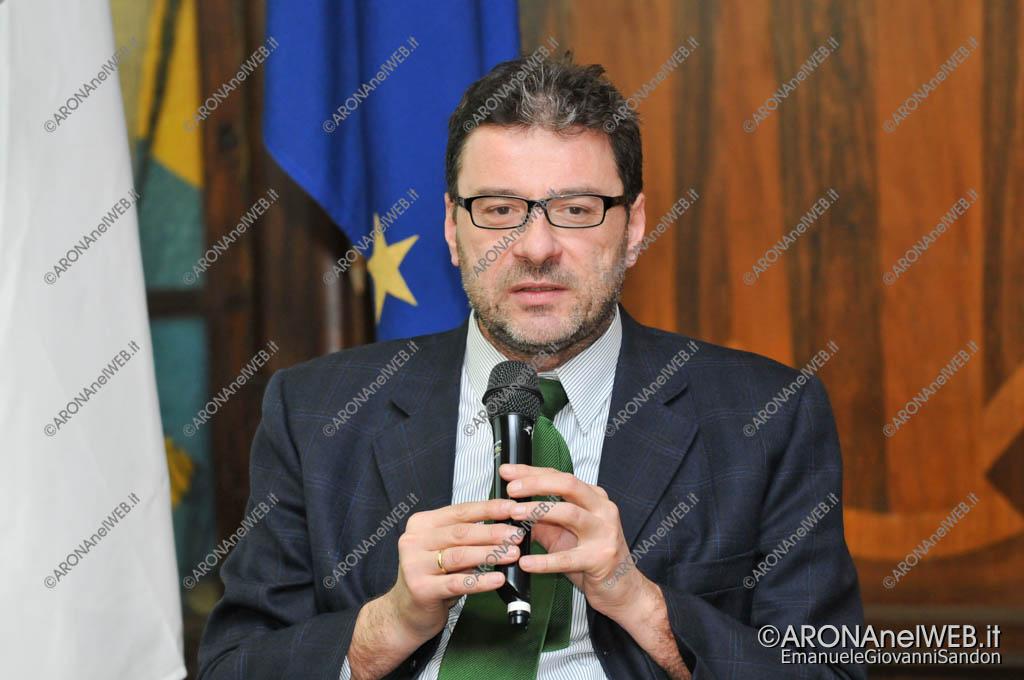 EGS2015_36146   Giancarlo Giorgetti