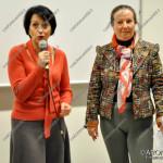 EGS2016_00967 | la senatrice Elena Ferrara e la dirigente prof. Marina Verzoletto