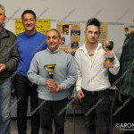 EGS2016_07604 | Il sindaco Gusmeroli con i vincitori degli altri gruppi (da sinistra Veritti, Canepa e Ferrari) e il delegato regionale Franco Pasciutti