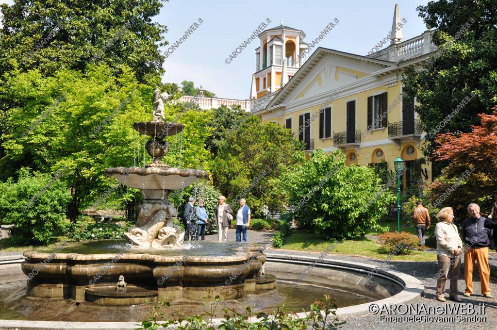 EGS2016_10798 | La fontana del giardino di Villa Ponti