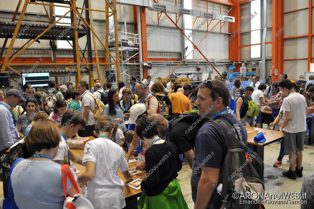 EGS2016_13591 | Laboratorio Elsa, prova terremoto