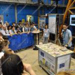 EGS2016_13595 | Laboratorio Elsa, prova terremoto