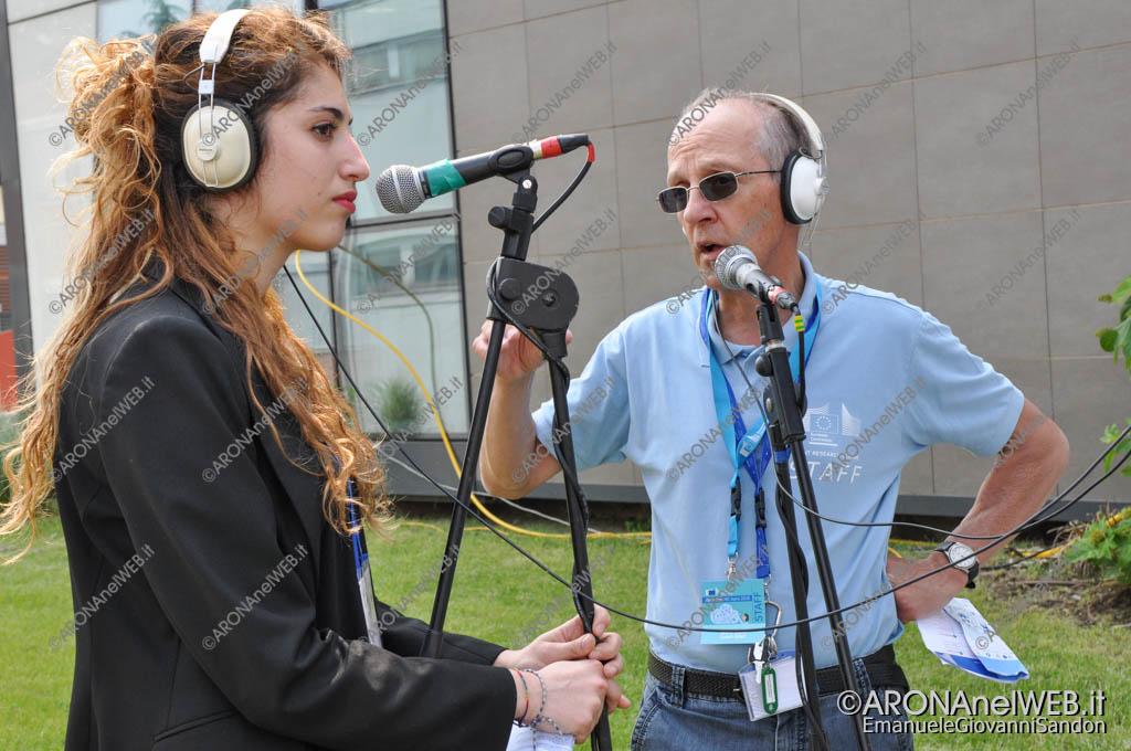 EGS2016_13634 | Davis Wilkinson ai microfoni di  radioimmaginaria