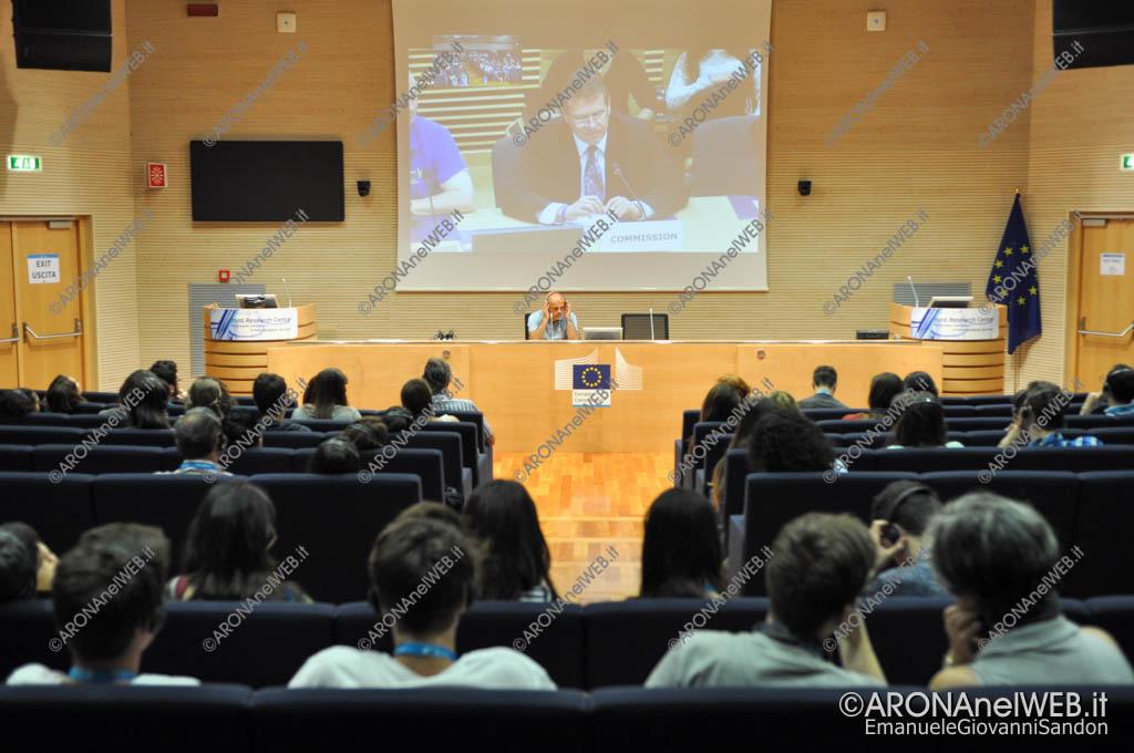 EGS2016_13668 | Collegamento con Maroš Šefčovič vicepresidente della Commissione europea