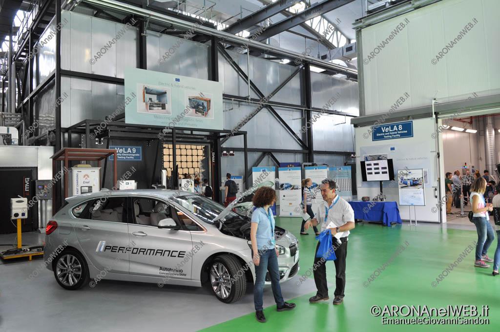 EGS2016_13766 |  Vela, Laboratorio Europeo per la misura delle emissioni allo scarico dei veicoli