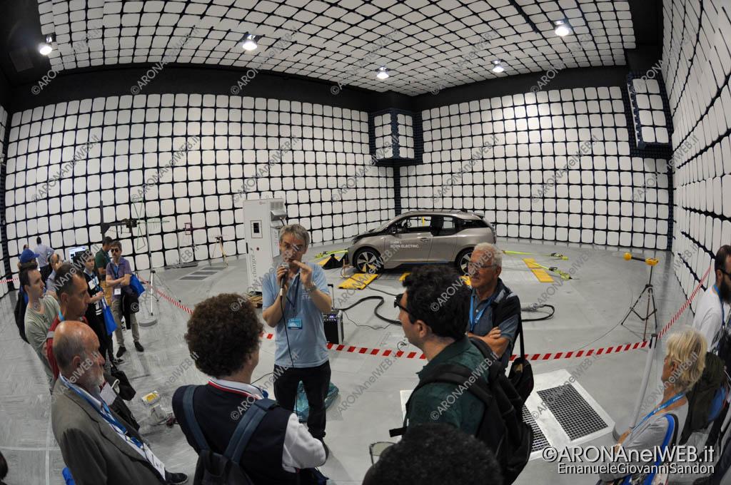 EGS2016_13769  | Vela9, Laboratorio Europeo per la misura delle emissioni allo scarico dei veicoli