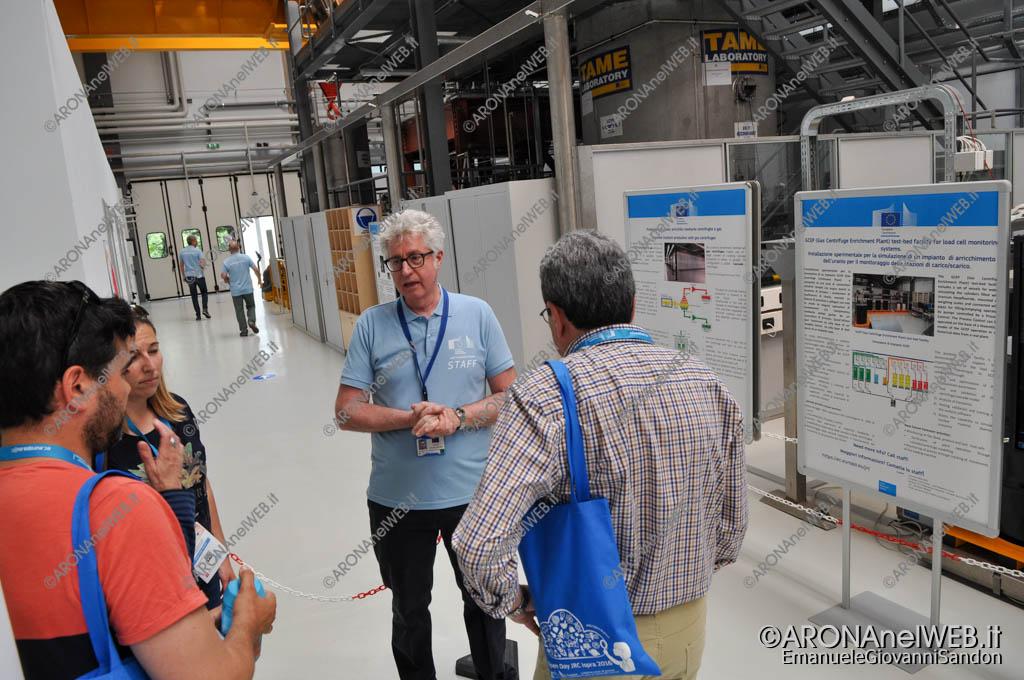 EGS2016_13778 | AS3ML, laboratorio di misure, monitoraggio, modelli per salvaguardie avanzate