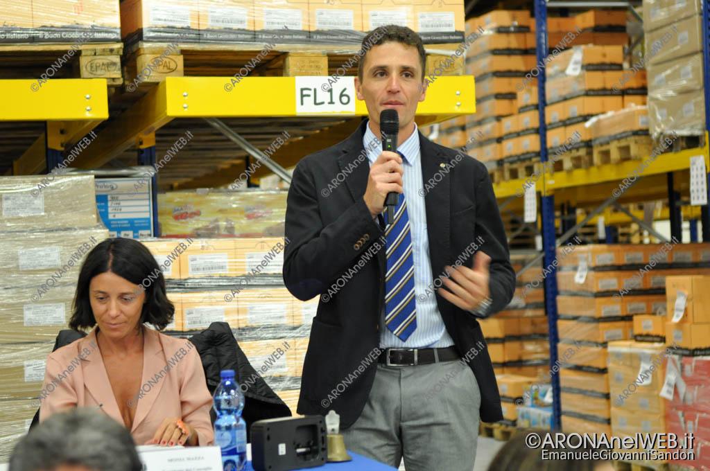 EGS2016_15518 | Andrea Saini, presidente e amministratore delegato