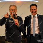 EGS2016_15913 | on. Giuseppe Leoni, Presidente dell'Aero Club d'Italia con il sindaco Alberto Gusmeroli