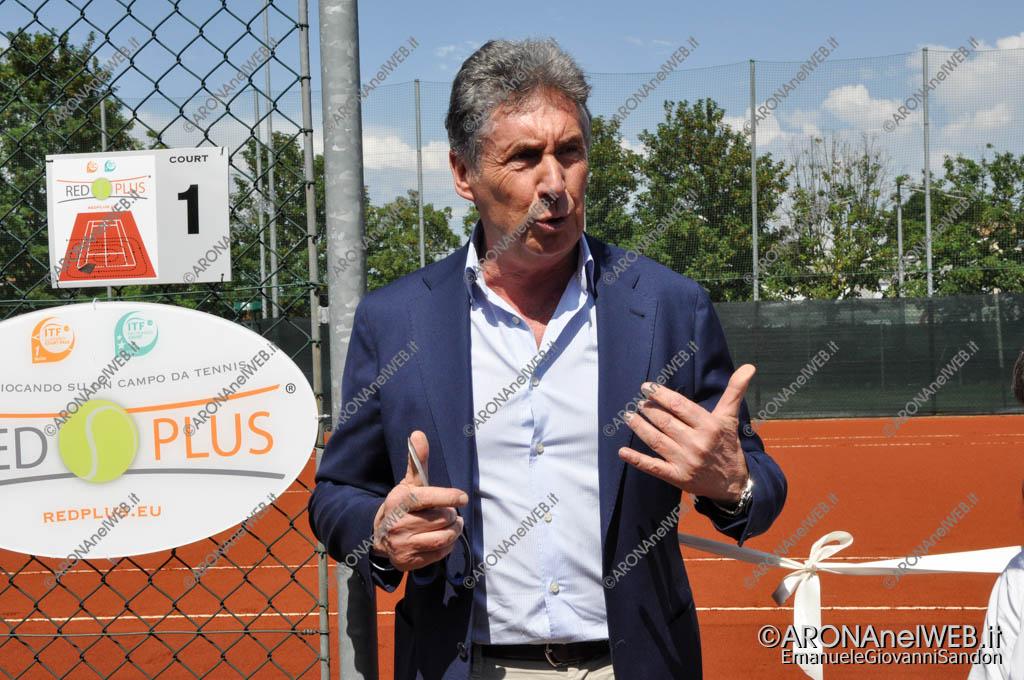 EGS2016_16462 | Federico Monti, vicesindaco e assessore allo sport di Arona