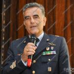 EGS2016_17626 | Gen. Lucio Bianchi capo della comunicazione dell'aeronautica