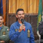 EGS2016_17666 | Jan Slangen, comandante delle Frecce Tricolori