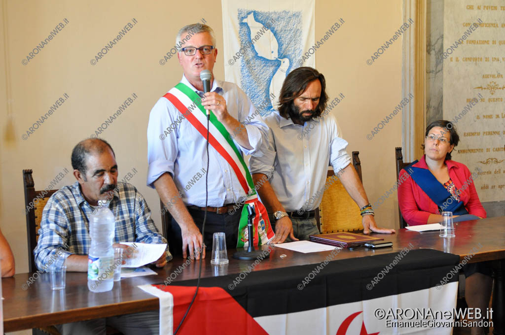 EGS2016_25582   Fabrizio Barbieri, sindaco di Meina