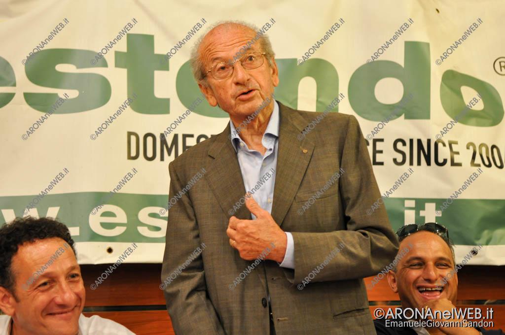 EGS2016_25621   Elio Fortis, presidente Arona Calcio