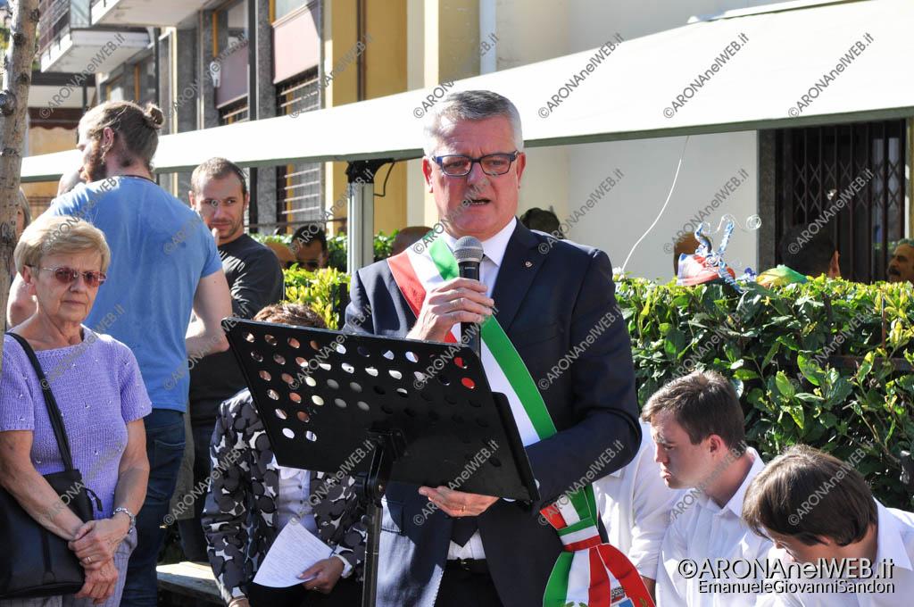 EGS2016_30578   Fabrizio Barbieri, sindaco di Meina