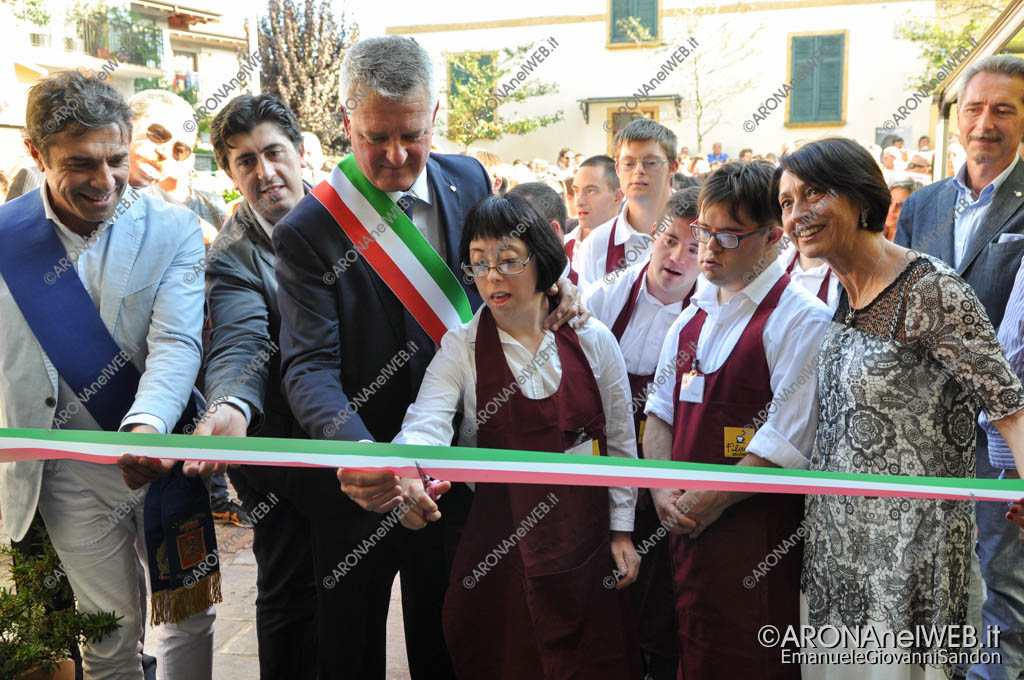 """EGS2016_30803   Inaugurazione """"Ristoro Primavera"""""""