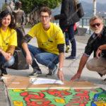 EGS2016_32082 | Roberto Crivellaro con i ragazzi della Corte dell'Oca