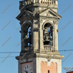 EGS2016_33107   16.10.2016 - Vista del campanile da Corso Liberazione