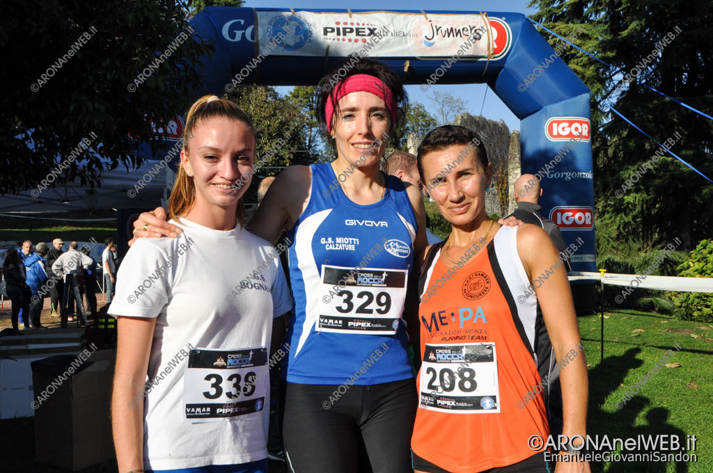 EGS2016_33976   Podio della gara Femminile