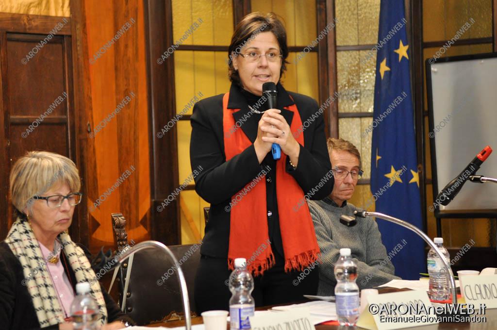 EGS2016_37383   Laura Noro, Consigliera con delega alle Pari Opportunità della Provincia di Novara