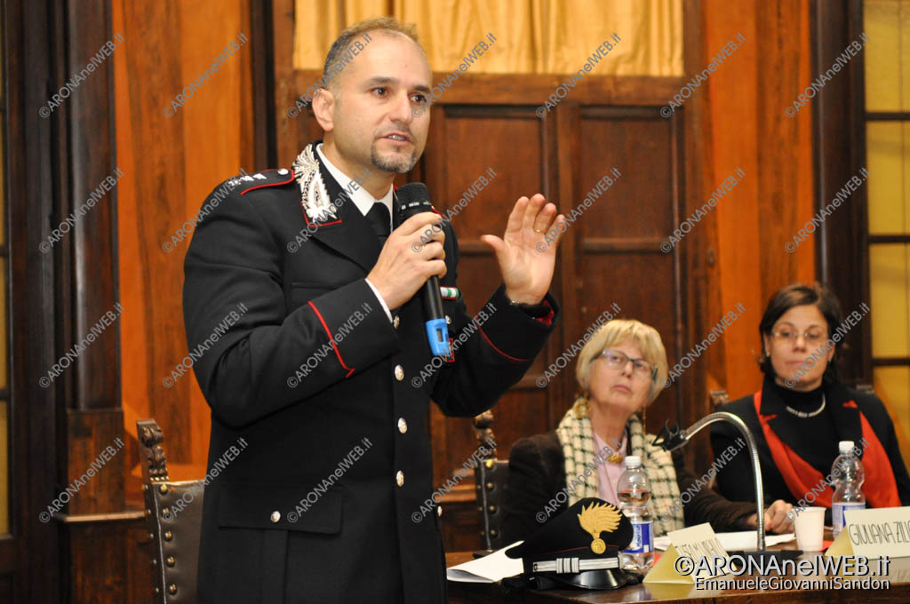 EGS2016_37417    Eliseo Mattia Virgilio, Capitano Comandante della Compagnia dei Carabinieri di Novara