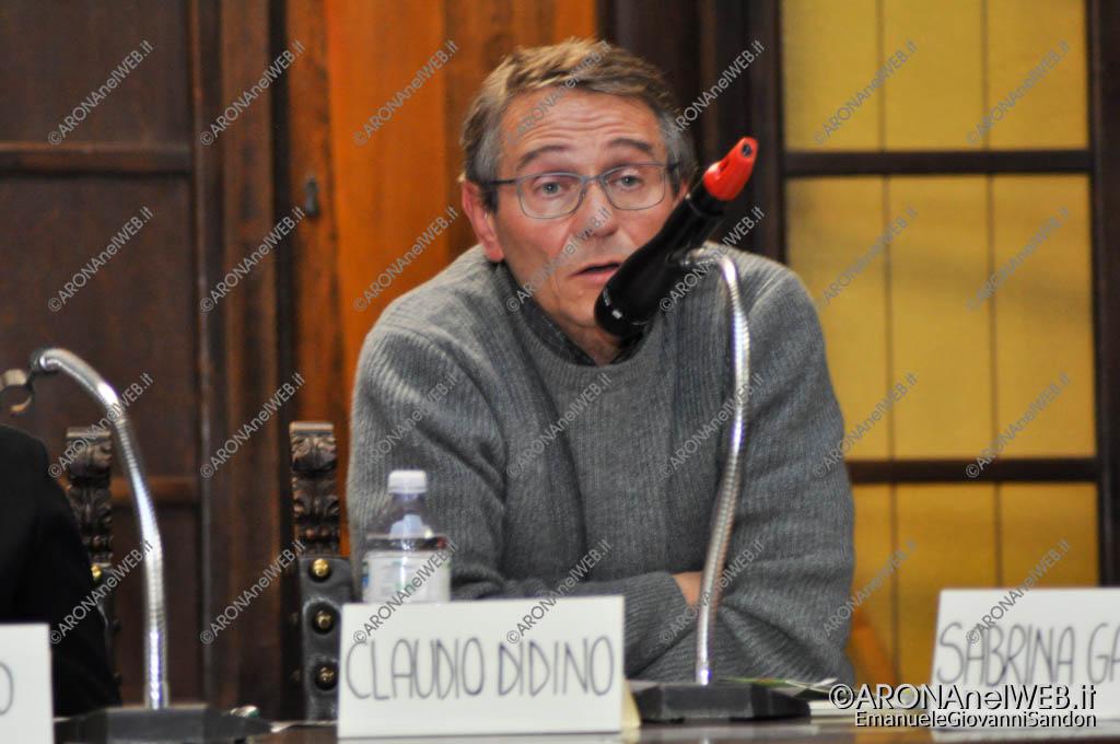 EGS2016_37423   dott. Claudio Didino, Dirigente - Medico - Responsabile DEA Presidio Ospedaliero di Borgomanero