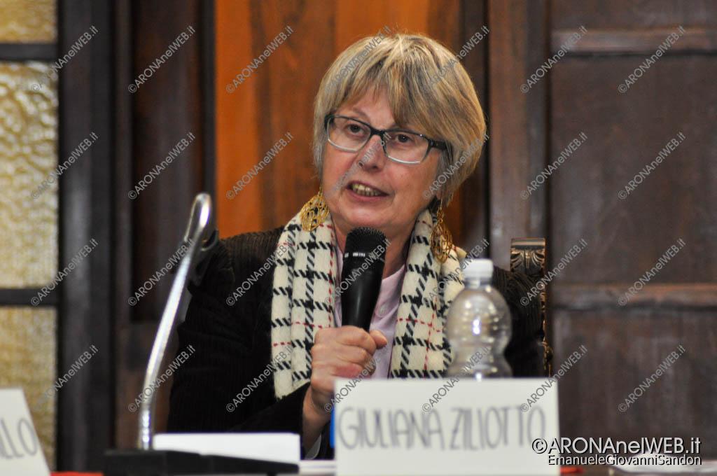 EGS2016_37429   dott.ssa Giuliana Ziliotto, Psicologa psicoterapeuta Dirigente S.S. vdo Psicologia Clinica AOU Maggiore della Carità di Novara