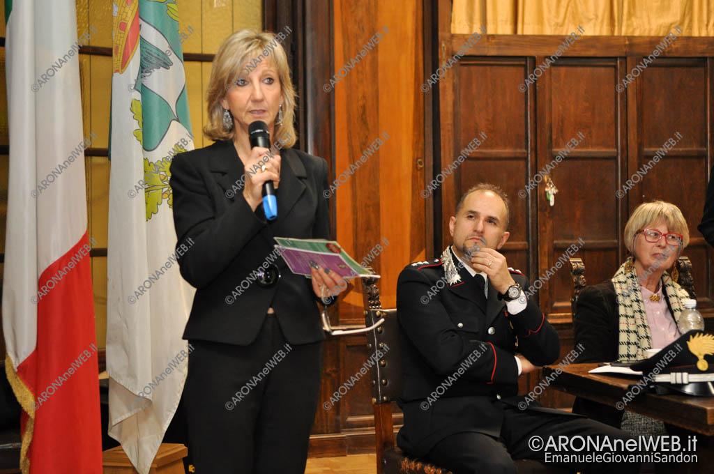 EGS2016_37443   Marina Grassani, Assessore alle Pari Opportinità e al Welfare del Comune di Arona
