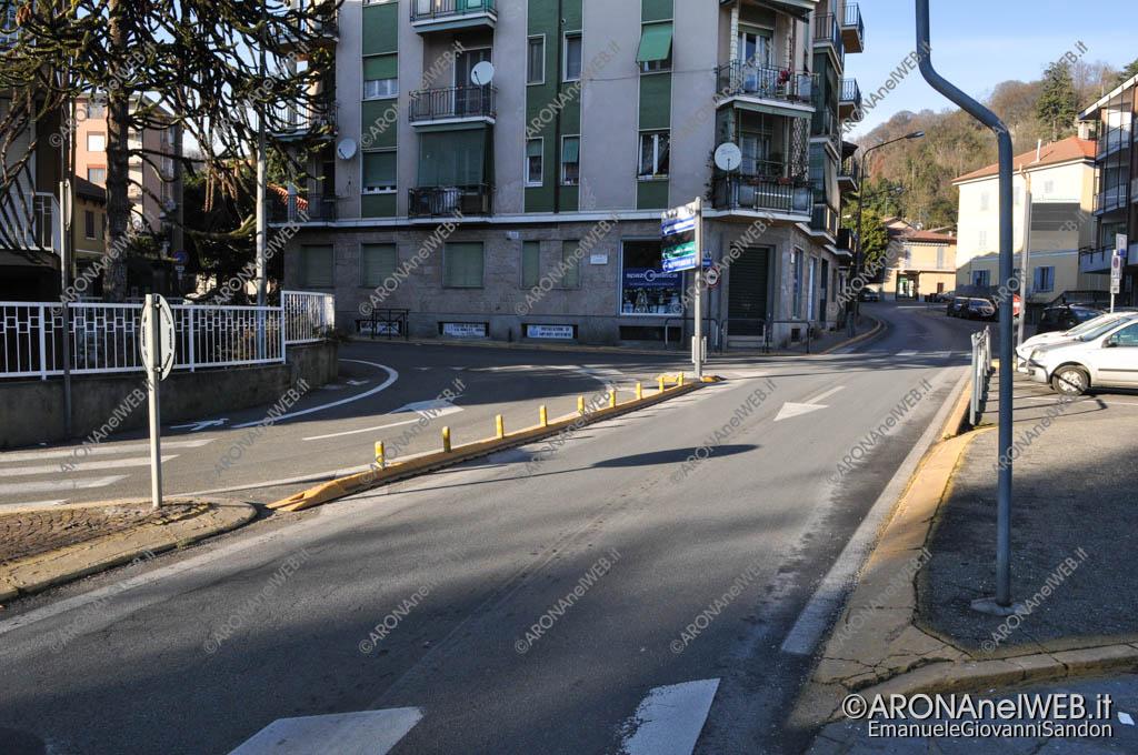 EGS2016_38677 | Il cordolo già utilizzato in via Turati, angolo via Roma