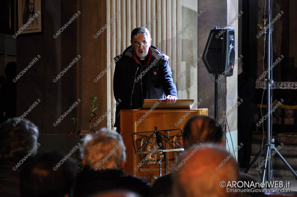 EGS2016_39490   Il saluto del parroco, Don Paolo Bellussi