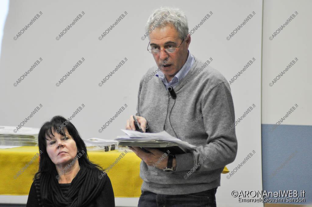 EGS2017_00252 | Giampiero Padovan, Direttore Medio Novarese Ambiente e Maria Grazia Imperatori, responsabile cooperativa Risorse
