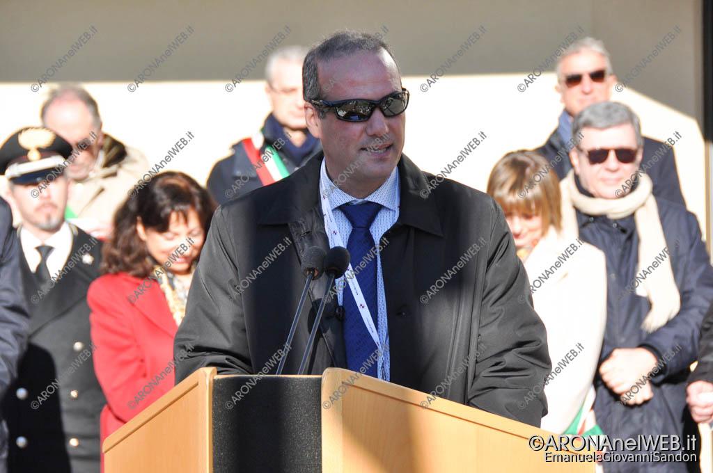 EGS2017_01005   Iain Formosa, Presidente del Comitato Organizzativo del Semestre Maltese CCR Ispra
