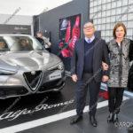 EGS2017_03821 | ing. Massimo Marchesin con Mariella Savaoni e Chiara Maesano