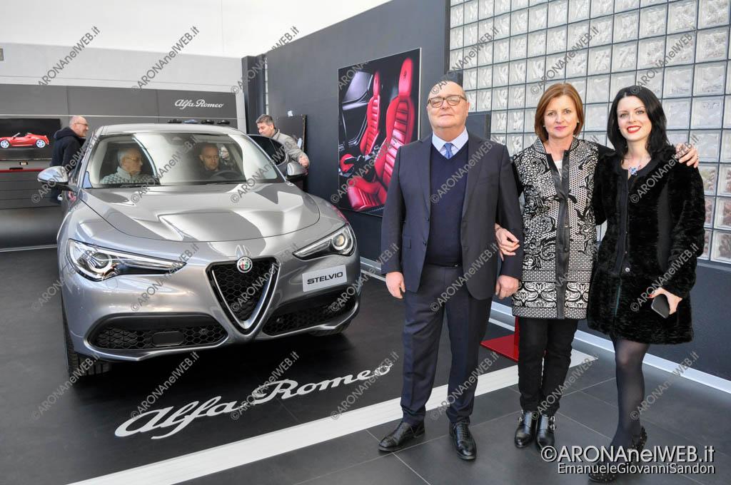 EGS2017_03821   ing. Massimo Marchesin con Mariella Savaoni e Chiara Maesano
