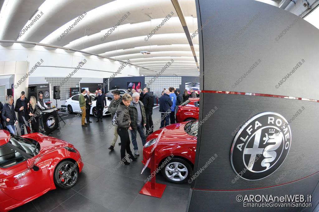 EGS2017_03881   Nuovo showroom Alfa Romeo all'Astra Arona
