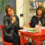 EGS2017_04623   L'autrice Cinzia Sasso con Carla Rossi, Presidente della Consulta Femminile del Comune di Arona