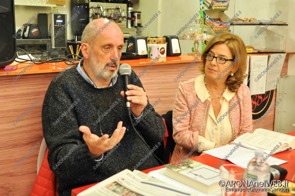 """EGS2017_06240   Marco Scardigli con Milly Carli de """"Il giornale di Arona"""""""