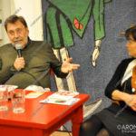 EGS2017_07146 | Ermanno Bencivenga con Antonella Braga