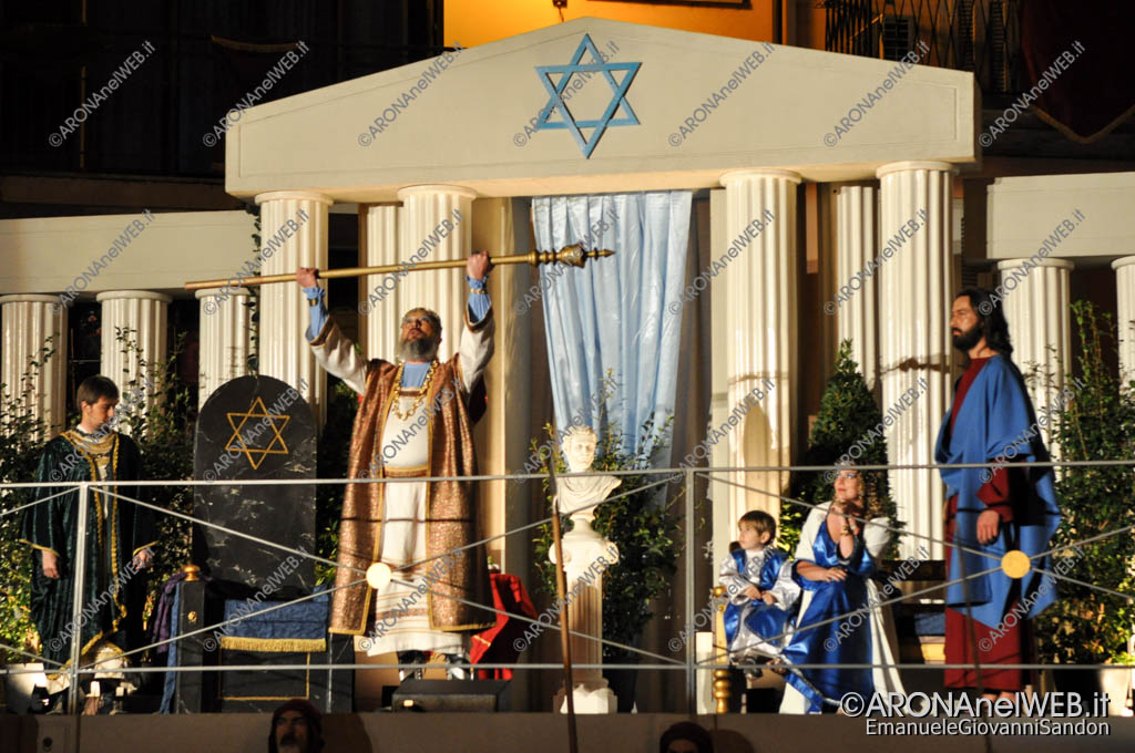EGS2017_09043 | Gesù al Tribunale di Erode - Il Venerdì Santo di Romagnano Sesia