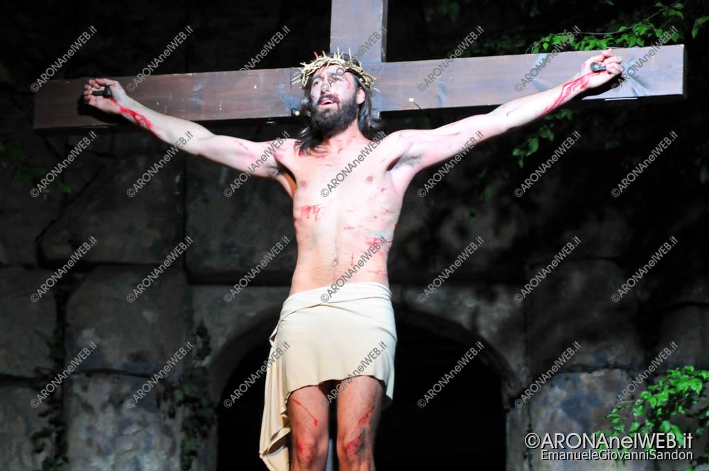 EGS2017_09605 | Gesù in croce - Il Venerdì Santo di Romagnano Sesia