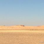 ViaggioSaharawi2017 | Muro della vergona, postazione armata Marocchina