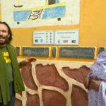 ViaggioSaharawi2017| Posa targhe progetti