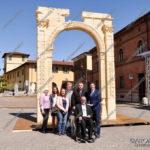 EGS2017_10675 | La riproduzione 3D dell'Arco di Palmira