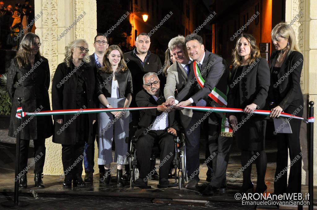 EGS2017_11037   Inaugurazione dell'Arco di Palmira ad Arona