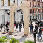EGS2017_11254 | L'Arco di Palmira ad Arona in Piazza San Graziano