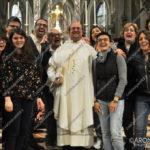 EGS2017_12155 | Don Antonio Oldani con il coro dei giovani